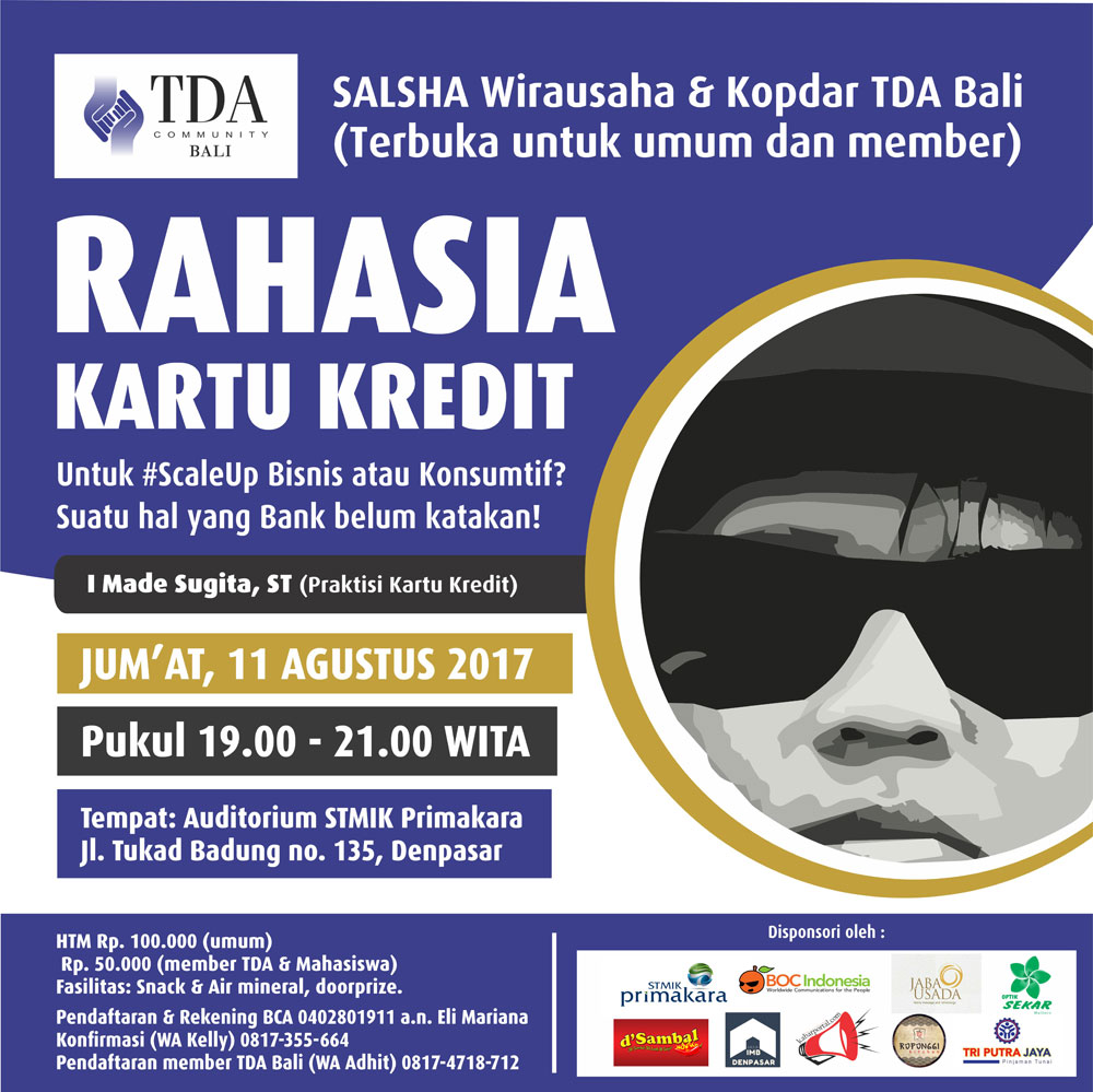 Workshop Kartu Kredit